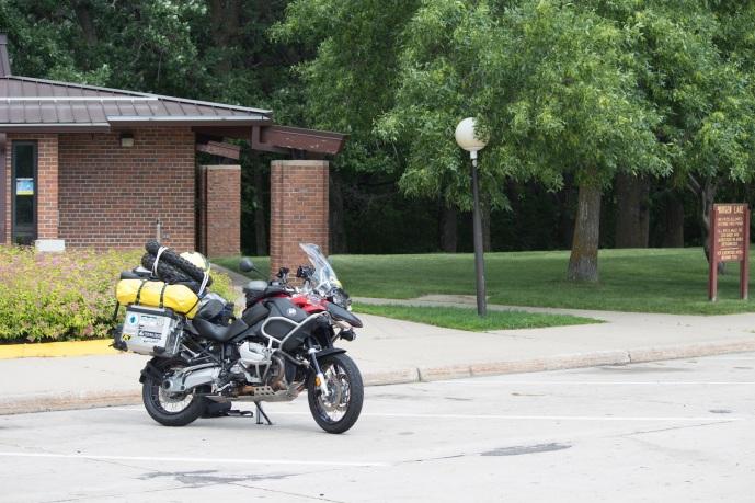 Minnesota Rest Stop