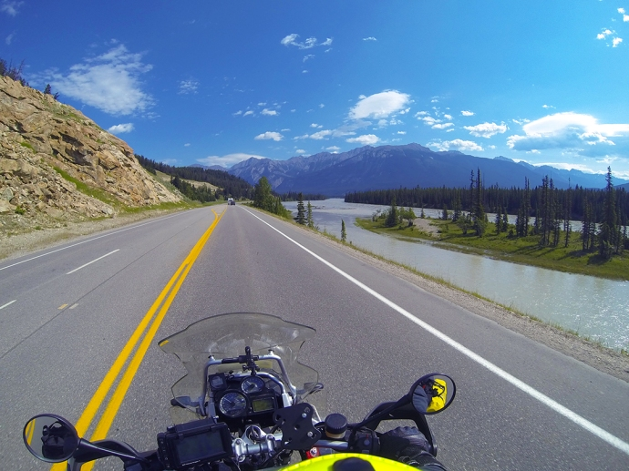 Day 6 - Good Morning From Dawson Creek, BC